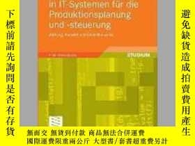 二手書博民逛書店Operative罕見Planung in It-Systemen Fur Die Produktionsplan