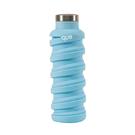 美國 que 環保伸縮水瓶/湖水藍/355ml