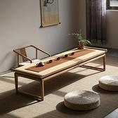 茶幾 日式榻榻米桌子小茶幾茶桌禪意新中式實木矮桌炕桌炕幾地桌飄窗桌 夢藝家
