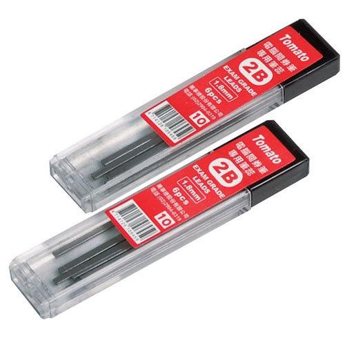 Tomato 電腦閱券筆專用 2B 筆芯 24入/盒 (搭配3079閱券筆使用) TP-10 3079-02