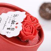 創意糖盒結婚喜糖盒子浪漫個性高檔結婚喜糖禮盒裝糖用的空盒包裝