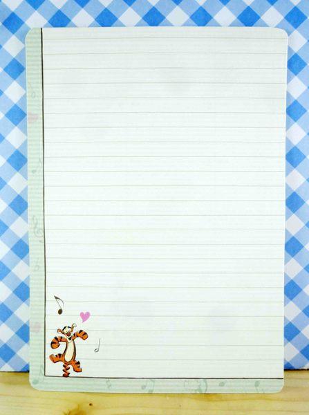 【震撼精品百貨】Winnie the Pooh 小熊維尼~卡片-綠跳跳虎圖案