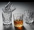酒杯 威士忌酒杯洋酒杯子玻璃啤酒杯家用套裝創意古典ins北歐紅酒酒具【快速出貨八折下殺】
