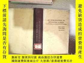 二手書博民逛書店AN罕見INTRODUCTION TO SEPARATION SCIENCE 科學導論Y261116
