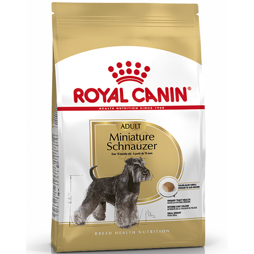 【寵物王國】法國皇家-SNA(PRSC25)迷你雪納瑞成犬專用飼料7.5kg