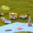CARMO復古水井/流水微景觀 盆栽裝飾 【A042010】