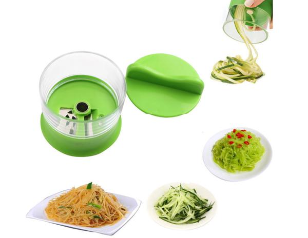 黃瓜麵櫛瓜麵製作器削絲器 多功能刨絲器蘿蔔切絲器 anybuy