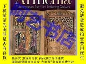 二手書博民逛書店2016年罕見Armenia Masterpieces From An Enduring CultureY33