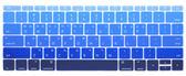 新款macbook pro13寸鍵盤韓文保護膜12寸韓語鍵盤膜防水防塵