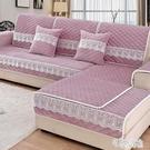 沙發墊冬季防滑短毛絨簡約現代家用布藝坐墊...