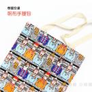 ☆小時候創意屋☆ 泰國空運 狗 帆布 手提包 曼谷包 便當袋 購物袋 BKK包 書包 肩背包 帆布袋