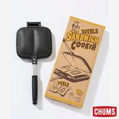 【限量全新款】CHUMS 日本製 LOGO 二代三明治烤盤 CH6211800000