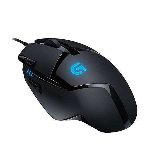 Logitech 羅技 G402 HYPERION FURY 高速追蹤遊戲 電競滑鼠