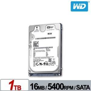 【綠蔭-免運】WD10JUCT 影像監控 1TB 2.5吋硬碟(AV-25)