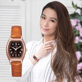 【公司貨保固】CITIZEN xC 精選復古潮流鱷魚皮電波女錶 ES9352-13E 熱賣中!