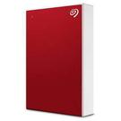 全新Seagate Backup Plus Portable 4TB - 雅典紅 ( STHP4000403 )