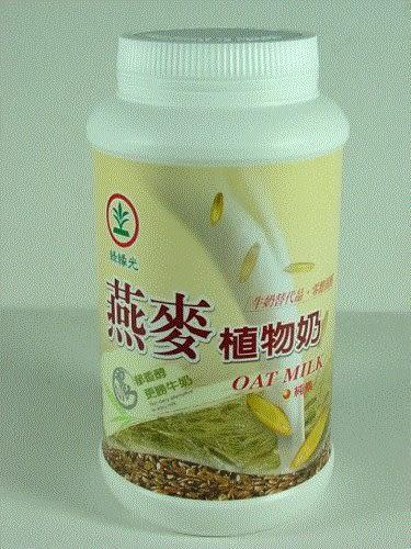綠緣光 燕麥植物奶 600g/罐