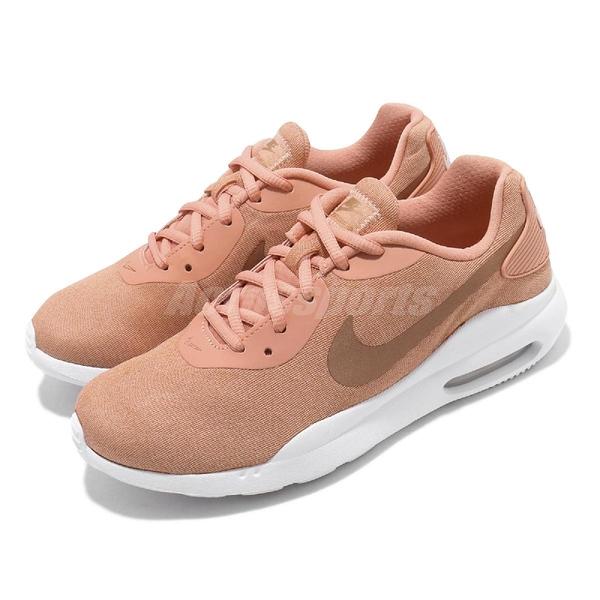 Nike 休閒鞋 Wmns Air Max Oketo WNTR 粉紅 白 玫瑰金 女鞋 氣墊 運動鞋 【ACS】 CQ7625-600
