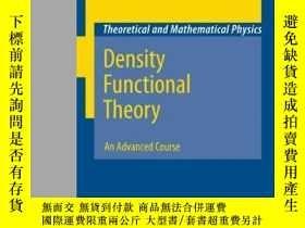 二手書博民逛書店Density罕見Functional TheoryY25517