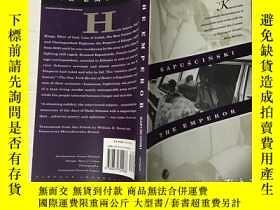 二手書博民逛書店THE罕見EMPEROR 皇帝 (英文原版)Y199921 KA