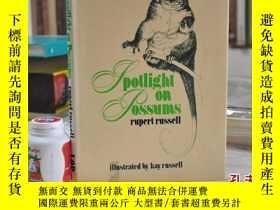 二手書博民逛書店1980年,spotlights罕見on possumsY164