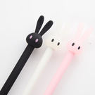 中性筆-韓國可愛小清新兔子筆頭針管0.38中性筆【AN SHOP】