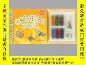 二手書博民逛書店Creatura罕見Mania InsectosY405706 Julie Colling ISBN:978