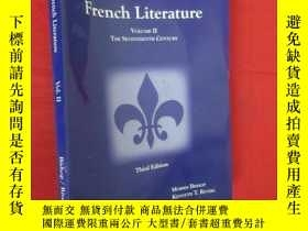 二手書博民逛書店Survey罕見of French Literature, Volume 2: The... (16開 ) 【詳見