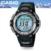 CASIO手錶專賣店 卡西歐  SGW-100-1V 男錶 運動休閒錶 防水200米 數位羅盤 抗低溫 塑膠錶帶