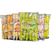 上好佳 洋蔥圈/蝦片/蔬菜點心棒/薯片 90g(18小包入) 款式可選【小三美日】
