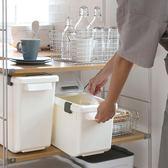 聖誕節交換禮物-家用防蟲防潮米桶20斤裝廚房塑料密封米缸30斤儲米箱10kgRM