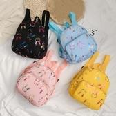 兒童包 兒童包包洋氣雙肩包卡通兔子可愛女孩背包寶寶幼兒園書包-Ballet朵朵