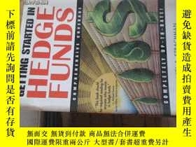 二手書博民逛書店c0002getting罕見started in hedge f