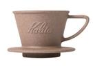 金時代書香咖啡 Kalita SG-155系列 砂岩陶土波佐見燒濾杯 #01037