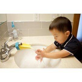 美國Aqueduck Bathroom Faucet Extender 幼兒專用水龍頭延伸輔助器