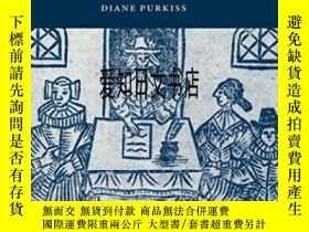 二手書博民逛書店【罕見】Literature, Gender And Politics During The English Ci