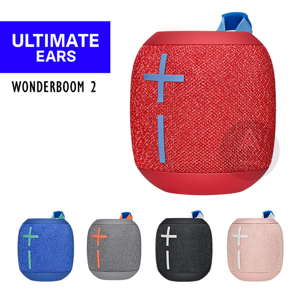 羅技 UE (Ultimate Ears) WonderBoom 2 無線藍牙喇叭