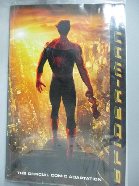 【書寶二手書T7/少年童書_EZN】Spider-Man 2: The Official Comic Adaptation_Aguirre-Sacasa, Roberto