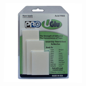 UGlu有酷黏-超黏雙面膠貼片組合包