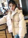 女士棉服 冬季羽絨棉服2020新款棉衣韓版寬松面包服女冬裝外套短款棉襖加厚【全館免運】