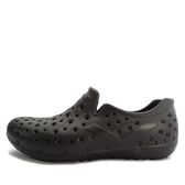 Pony Tropic D2 [72U1SA67BK] 男鞋 運動 休閒 防水 透氣 洞洞鞋 夏天 雨天 海邊 黑