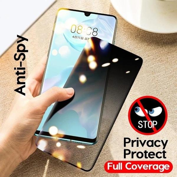 華為榮耀9A 9x 9x Pro X10 X10 Max Note 10 全覆蓋鋼化玻璃 防窺屏幕保護膜