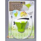 BO雜貨【SV8076】日本設計 灑水器 花灑 澆花 寶特瓶用 園藝用品 庭院 盆栽工具 花草