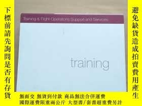 二手書博民逛書店A330-200 300罕見TRAINING MANUAL MAINTENANCE COURSE-T1(LVL 2