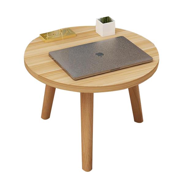 飄窗小圓桌子【H0440】茶桌 和式桌 圓桌 矮桌 茶几 邊桌 書桌 圓桌 筆電桌 便捷小桌 餐桌 工作桌