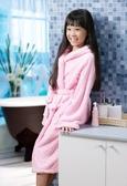 【新帛毛巾】台灣製MIT 兒童浴袍