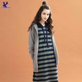 【秋冬降價款】American Bluedeer - 質感連帽針織外套(魅力價) 秋冬新款
