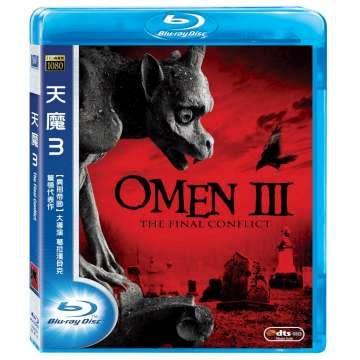 天魔3 BD Omen III:The Final Conflict (音樂影片購)