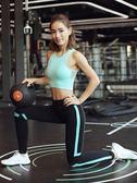 運動內衣女聚攏定型文胸瑜伽鏤空