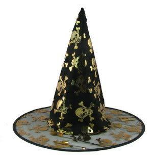 仕彩 巫師帽 萬聖節裝扮道具